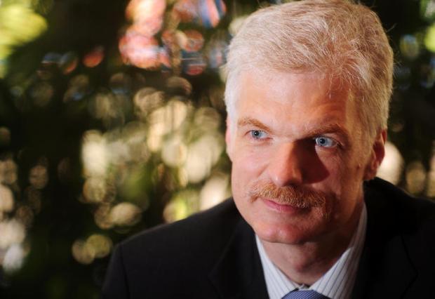 Entrevista com Andreas Schleicher, responsável pelo Pisa Ver Descrição/Agencia RBS