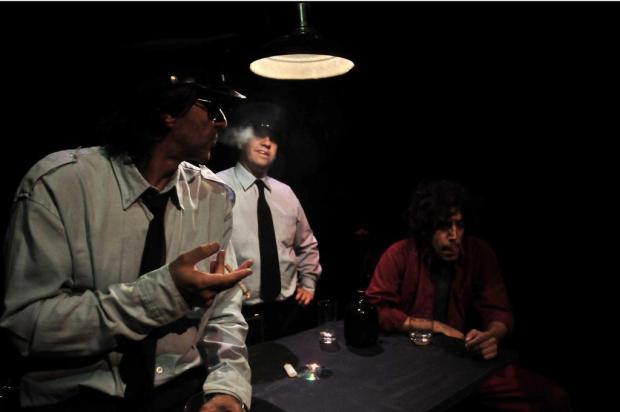 """""""Snorkel"""" é destaque entre espetáculos uruguaios que se apresentam no Em Cena Alejandro Persichetti/Divulgação"""