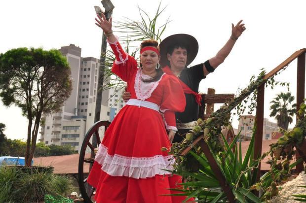 Mostra Gaúcha levou milhares de pessoas à avenida em Passo Fundo Diogo Zanatta/Especial