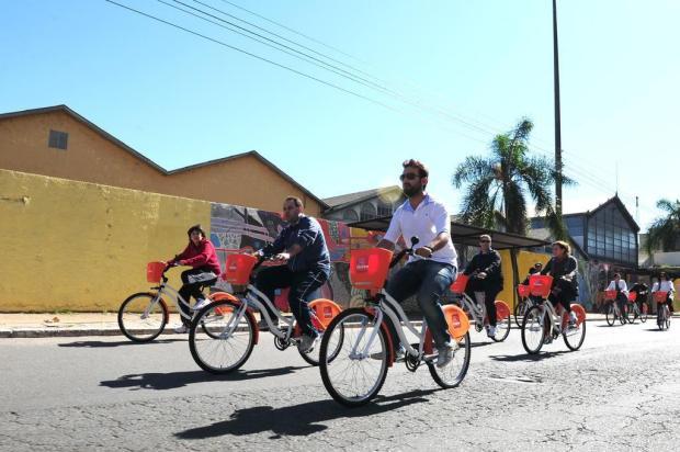 Justiça cassa liminar e libera início do aluguel de bicicletas em Porto Alegre Fernando Gomes/Agencia RBS