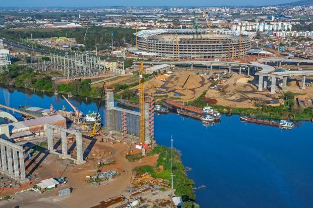Entorno da Arena terá R$ 10 milhões para obras Belfoto/Divulgação
