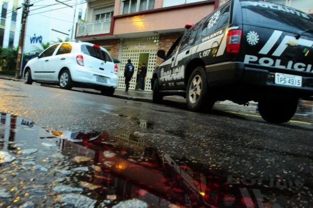 Médica é baleada em tentativa de assalto em frente à Redenção, na Capital Jean Schwarz/Agencia RBS