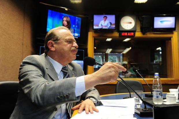 """""""Apesar dos resultados positivos, estou insatisfeito"""", diz Tarso Genro sobre a segurança pública no RS Fernando Gomes/Agencia RBS"""