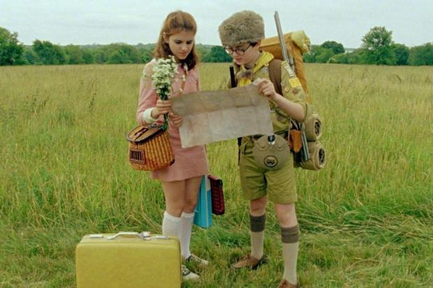 'Moonrise Kingdom', nova aventura de Wes Anderson, est em cartaz na Capital universal/Divulgao