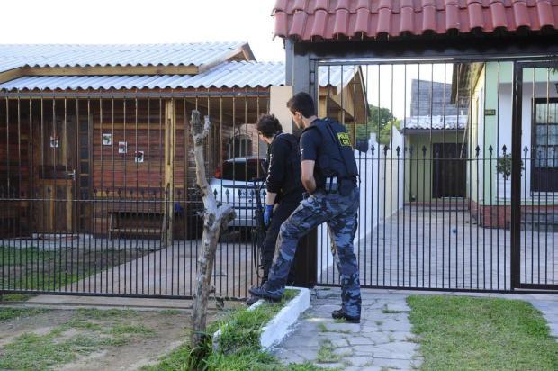 Operação na Região Metropolitana combate quadrilha especializada em roubo a bancos Ronaldo Bernardi/Agencia RBS