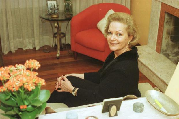 Morre, aos 70 anos, a ex-Miss Brasil gaúcha Vera Maria Brauner Menezes Ver Descrição/Agencia RBS
