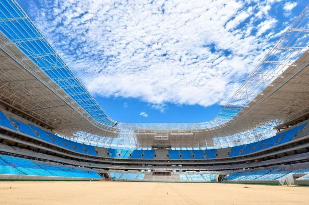 MP manifesta preocupação e alerta Grêmio quanto à documentação para inauguração da Arena Omar Freitas/Agencia RBS