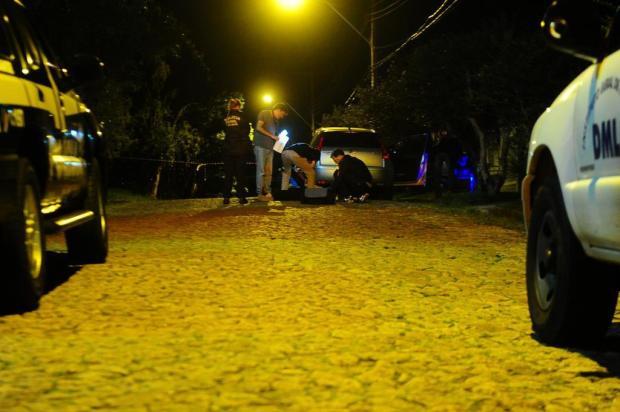 Coronel é morto a tiros no bairro Chácara das Pedras, na Capital Jean Schwarz/Agencia RBS