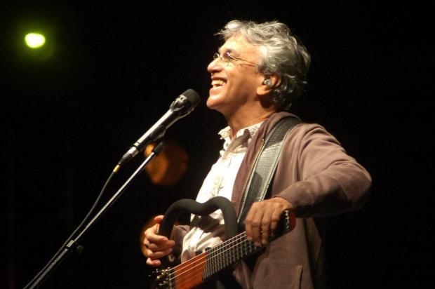 Caetano Veloso será homenageado no Grammy Latino Dulce Helfer/Agência RBS