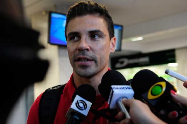 Bolívar mostra desejo de permanecer no Inter e diz que nunca pediu para sair do time Ronaldo Bernardi/Agência RBS/