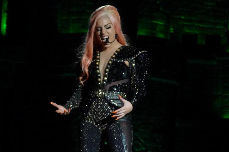 A cantora tocou seus sucessos na Fiergs.:imagem 1