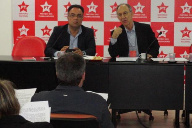 PT lança manifesto em defesa dos réus do mensalão Luciana Santos/Divulgação / PT