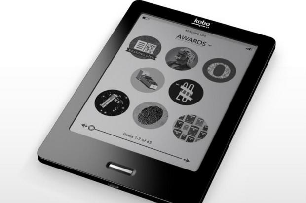 E-reader de livraria brasileira comea a ser vendido nesta tera-feira Kobo/Divulgao