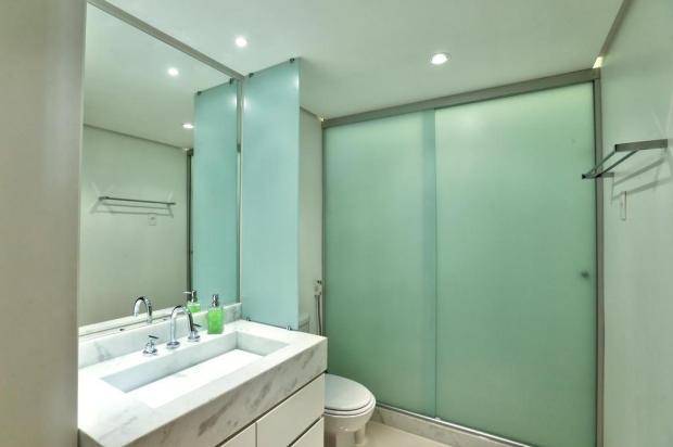 Com novas soluções, banheiros e lavabos ganham visibilidade de protagonistas Omar Freitas/Agencia RBS