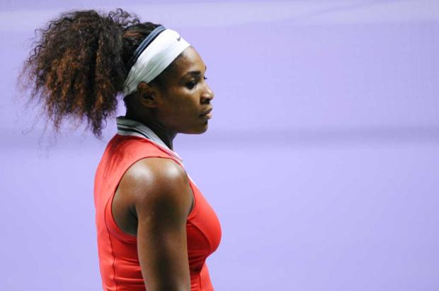 Campeã de dois Grand Slams, Serena Williams é eleita a tenista da temporada AP Photo/