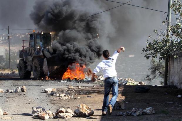 Israel autoriza construção de 3 mil casas em territórios ocupados JAAFAR ASHTIYEH/AFP