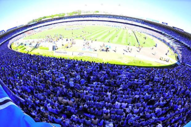 Com emoção e homenagens, gremistas se despedem do Estádio Olímpico Mateus Bruxel/Agencia RBS