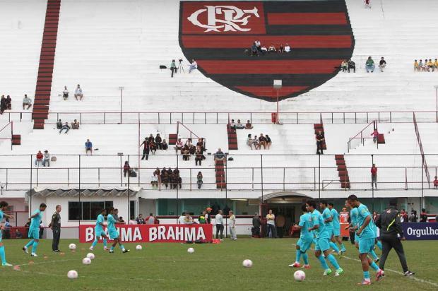 Flamengo pode transformar Gávea em Arena para 12 mil pessoas Bernardo Monteiro/Vipcomm/