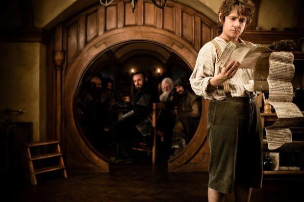 """""""O Hobbit"""" ultrapassa meio bilhão de dólares em arrecadação Warner Bros. Pictures/Divulgação/WARNER BROS"""