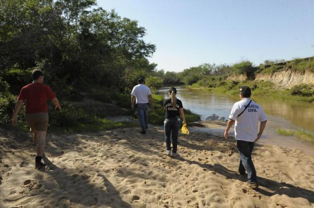 Corpo de jovem de Restinga Seca desaparecido é encontrado em Santa Maria Claudio Vaz/Agencia RBS