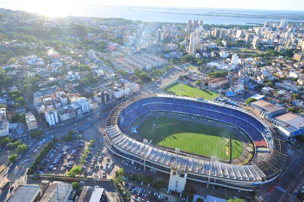 Inicialmente prevista para outubro, implosão do Olímpico deverá ocorrer em dezembro Lauro Alves/Agência RBS/