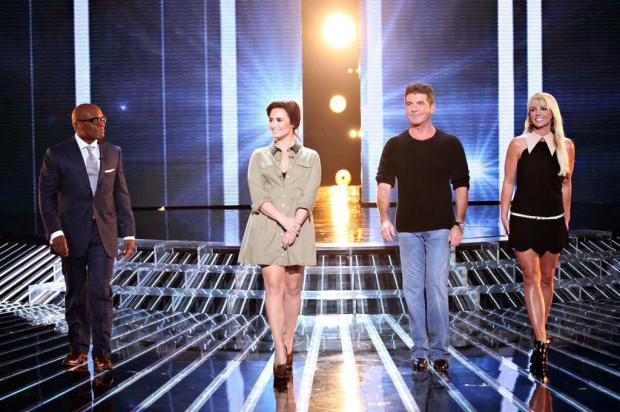 Final do reality musical &quot;The X Factor' ser exibida nesta quinta SONY/DIVULGAO