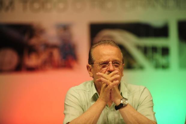 À TVCOM, Tarso diz que no mensalão o PT repetiu retóricas políticas tradicionais Ricardo Duarte/Agencia RBS