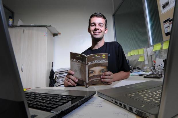 Triplicam títulos no país, mas preços de livro digital custam a cair Caco Konzen/Especial