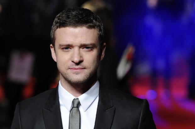 Justin Timberlake lança 'Suit & Tie', primeiro single do novo álbum FACUNDO ARRIZABALAGA/AFP