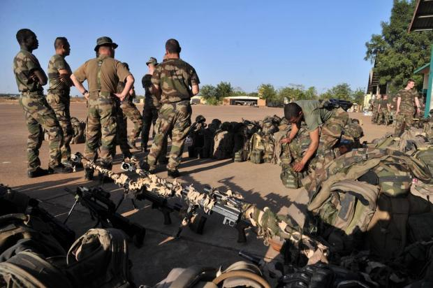 Conselho de Segurança apoia intervenção francesa no Mali Issouf Sanogo/AFP