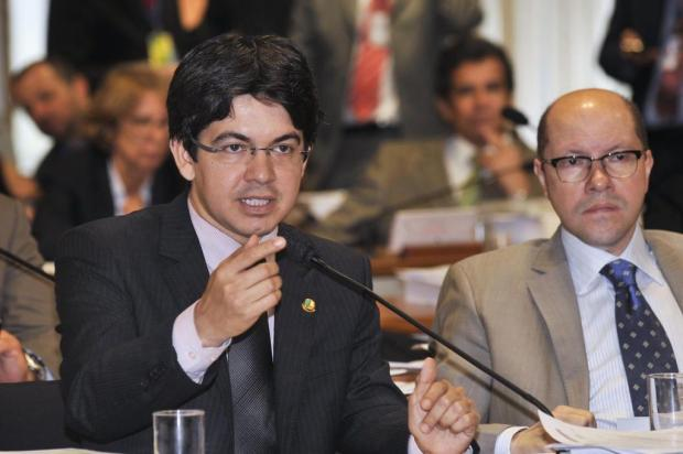 Tucanos no apoiam Randolfe Rodrigues ao Senado, diz Alvaro Dias Jos Cruz/Agncia Senado