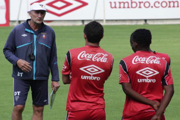Na véspera de estreia na Libertadores, Quito não vive expectativa por jogo Divulgação, LDU/