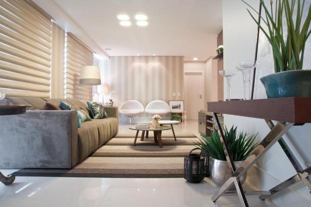 Apartamento fluido com o essencial Ronald Pimentel/Divulgação
