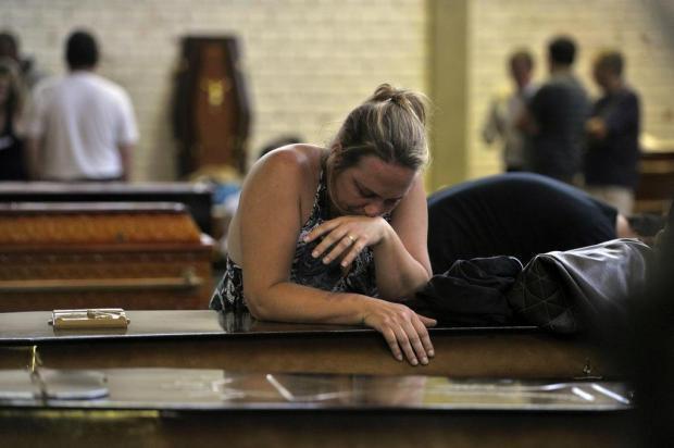 Governo do Estado divulga lista provisória de mortos em tragédia em Santa Maria Ronald Mendes/Agencia RBS