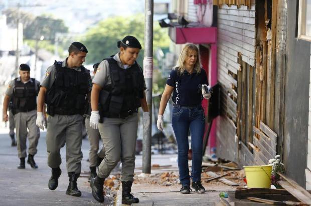 Polícia prende três pessoas investigadas por tragédia em Santa Maria Félix Zucco/Agencia RBS
