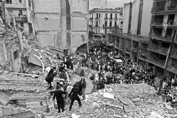 Comunidade judaica argentina rejeita acordo com Irã por atentado de 1994 Ali BURAFI/AFP