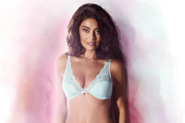 Juliana Paes mostra as curvas em curta metragem da Hope Bob Wolfenson/Hope