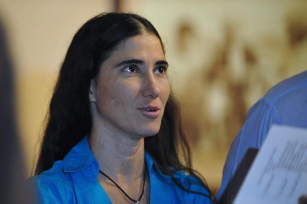 Blogueira cubana Yoani Sánchez virá ao Fórum da Liberdade ADALBERTO ROQUE/AFP