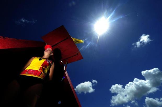 Conheça a história de duas salva-vidas que trabalham na temporada de verão Ricardo Duarte/Agencia RBS