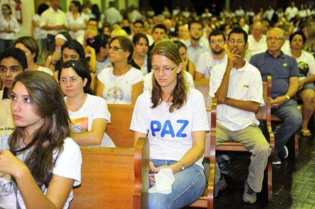 AO VIVO: Estado se mobiliza em homenagens às vítimas da tragédia em Santa Maria Ronald Mendes/Agencia RBS