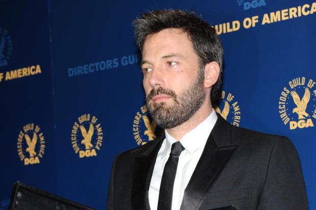 """Ben Affleck vence o prêmio do Sindicato dos Diretores por """"Argo"""" Robyn Beck/AFP"""