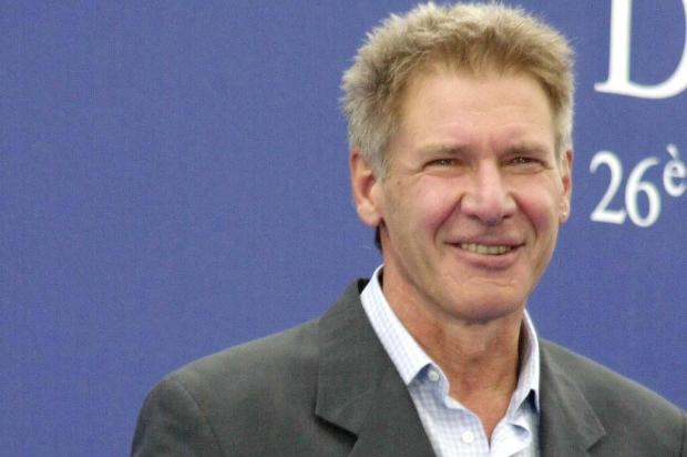"Harrison Ford estaria acertado para participar do novo ""Star Wars"" MYCHELE DANIAU/AFP"