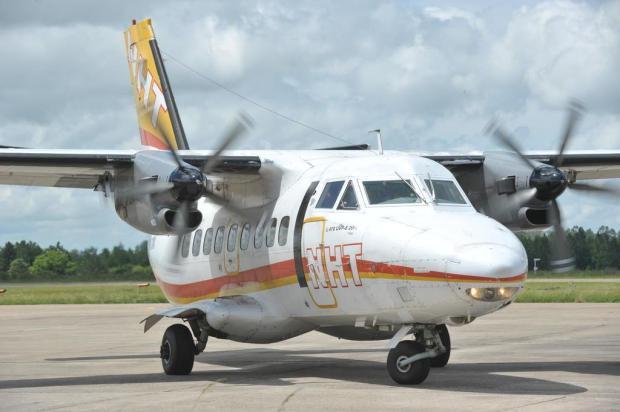 Três cidades catarinenses voltam ao mapa aéreo brasileiro Jean Pimentel/Agencia RBS