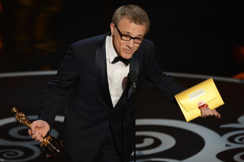 Christoph Waltz levou o prêmio de Melhor Ator Coadjuvante por atuação no filme Django Livre:imagem 19