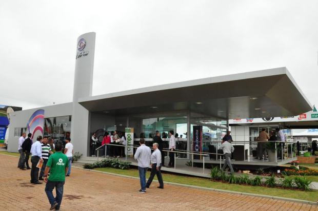 Grupo RBS inaugura casa na Expodireto Cotrijal, em Não-Me-Toque Diogo Zanatta/Especial