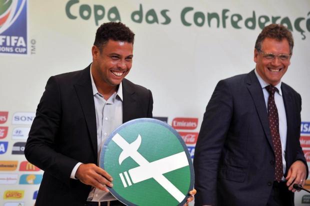 Fifa proíbe cigarro nos estádios da Copa do Mundo e das Confederações VANDERLEI ALMEIDA/AFP