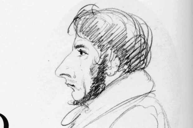 Manoel de Araújo Porto-Alegre: o primeiro caricaturista do Brasil Reproduções/História da caricatura brasileira