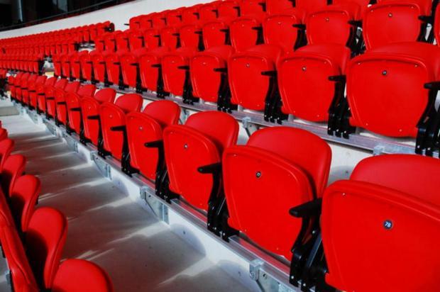 Novo Beira-Rio terá as mesmas cadeiras do Estádio Soccer City e de Wembley Norä Bluecube/Divulgação