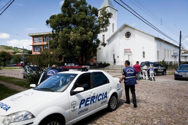 Homem é morto por ex-sogro em igreja na Capital Mateus Bruxel/Agencia RBS