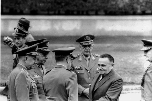 Documentário mostra ação dos EUA no golpe militar no Brasil, em 1964 Pequi Filmes/Divulgação
